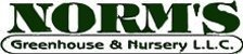 Logo tuincentrum Norm's Greenhouse & Nursery