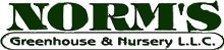 Logo tuincentrum Norm's Greenhouse & Nursery
