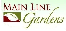 Logo tuincentrum Main Line Gardens