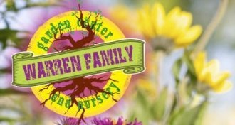 Logo tuincentrum Warren Family Garden Center & Nursery