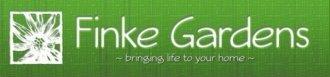 Logo tuincentrum Finke Gardens & Nursery