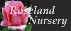 Logo tuincentrum Roseland Nursery & Florist