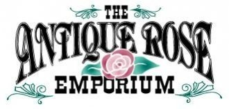 Logo tuincentrum Antique Rose Gardens Independence