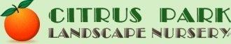 Logo tuincentrum Citrus Park Landscape Nursery