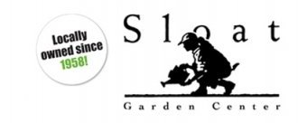 Logo Sloat garden Centers Mill Valley - Blithedale Avenue
