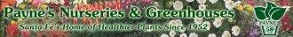 Logo tuincentrum Lynn Payne