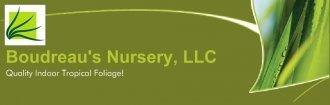 Logo tuincentrum Boudreau's Nursery