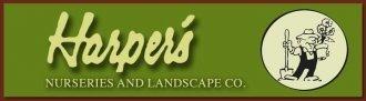 Logo tuincentrum Harper's Nurseries & Lndscpng