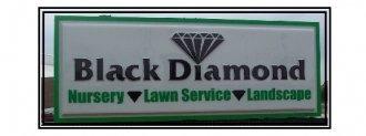 Logo tuincentrum Black Diamond Lawn & Garden Toledo