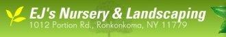 Logo tuincentrum E J's Discount Nursery
