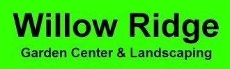 Logo Willow Ridge Garden Center