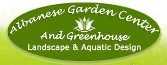 Logo tuincentrum Albanese Garden Center