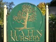 Logo tuincentrum Hahn Nursery Garden Center