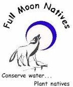 Logo tuincentrum Full Moon Natives