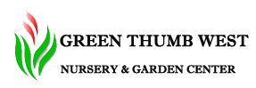 Logo tuincentrum Green Thumb West Garden Center