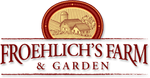 Logo tuincentrum Froehlich's Farm & Garden Center