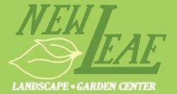 Logo tuincentrum New Leaf Landscape Garden Center