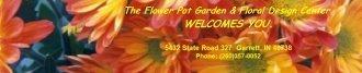 Logo tuincentrum Flower Pot Garden Center