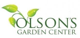 Logo tuincentrum Olson's Garden Center