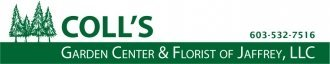Logo tuincentrum Coll's Garden Center