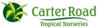 Logo tuincentrum Carter Road Tropical Nurseries