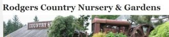 Logo tuincentrum Rodgers Country Nursery & Gardens