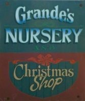 Logo tuincentrum Grande's Nursery & Christmas