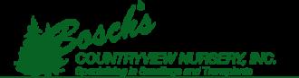 Logo tuincentrum Bosch's Country View Nursery