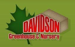 Logo tuincentrum Davidson Greenhouse & Nursery