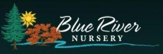 Logo tuincentrum Blue River Nursery
