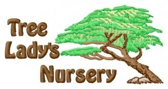 Logo tuincentrum Tree Lady's Nursery