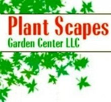 Logo tuincentrum Plantscapes Garden Center