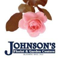 Logo tuincentrum Johnson's Florist Olney, MD