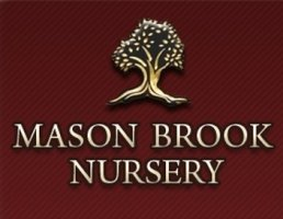 Logo tuincentrum Mason Brook Nursery