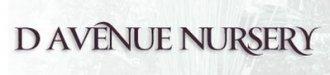 Logo tuincentrum D Avenue Nursery