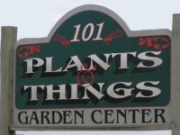 Logo 101 Plants & Things