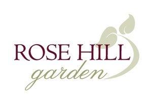 Logo tuincentrum Rose Hill Garden