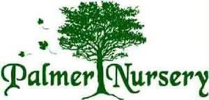 Logo tuincentrum Palmer Nursery