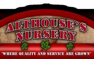 Logo tuincentrum Althouse's Nursery