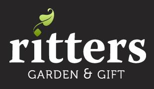 Logo tuincentrum Ritters Garden & Gift