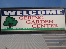 Logo tuincentrum Gering Garden Center