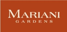 Logo tuincentrum Mariani Gardens