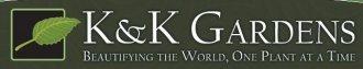 Logo tuincentrum K & K Gardens