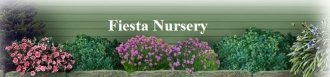Logo tuincentrum Fiesta Nursery