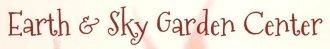 Logo tuincentrum Earth & Sky Garden Center