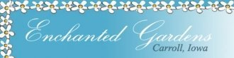 Logo tuincentrum Enchanted Gardens