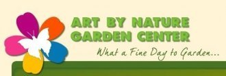 Logo Art by Nature Garden Center, Inc.
