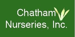 Logo tuincentrum Chatham Nursery