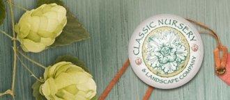 Logo tuincentrum Classic Nursery & Landscape Co