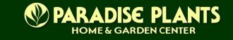 Logo tuincentrum Paradise Plants Home & Garden